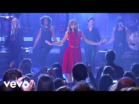 We Are Never Ever Getting Back Together (Live from New Yo...