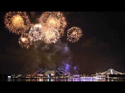 Closing Ceremony Sea Games 2015 Fireworks Sea Games 2015 Fireworks