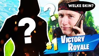 YOUTUBER BEPAALT MIJN SKIN! - Fortnite: Battle Royale Nederlands