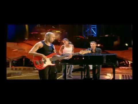 Cose Della Vita - Eros Roma Live