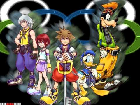 Memories & Jersey - KingdomHearts