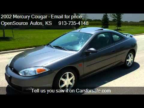 2002 Mercury Cougar V6 Sport Ultimate - for sale in Bucyrus,