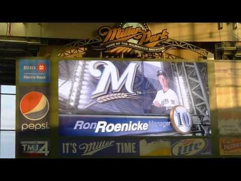 Milwaukee Brewers vs Pittsburgh Pirates, Brewers Starting Lineups 4/29/2013