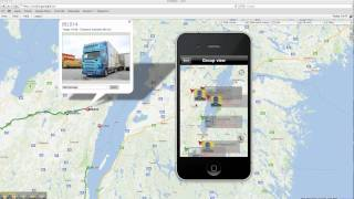 gps-tracking for iPhone