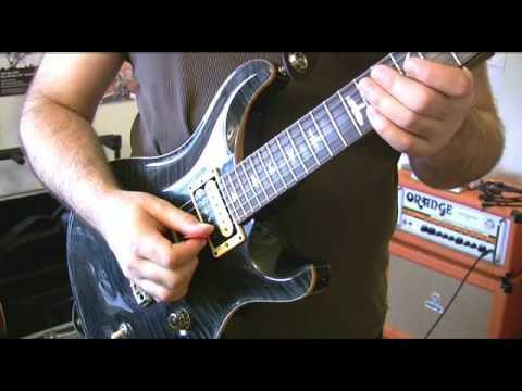 Lesson Guitar - Atonal Picking Speed Technic