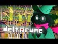 Synthesia DELTARUNE Field Of HOPES And DREAMS 182 000 Notes Black MIDI mp3