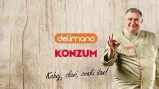 Delimano i Konzum vas časte popustom čak 50% na Allegra posuđe!