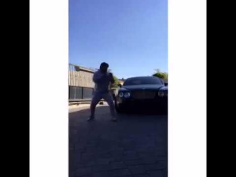 Casper Nyovest Dances - Babes Wodumo _Wololo song thumbnail