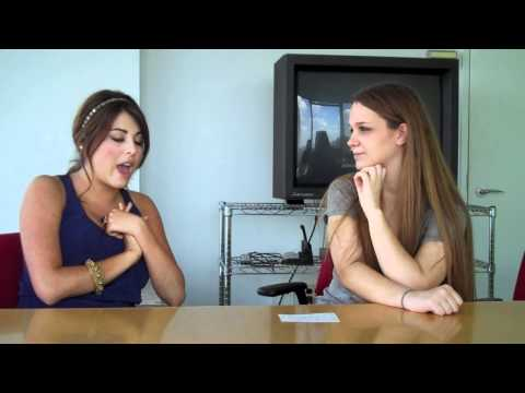 Daniella Monet Talks Transformers and NYC! thumbnail