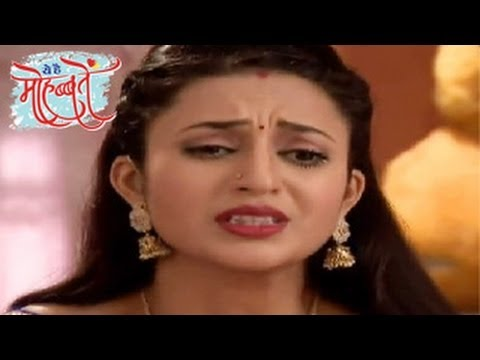 Ishita Becomes Victim Of Dirty Evil Plan In Yeh Hai Mohabbatein 11th April 2014 Full Episode video