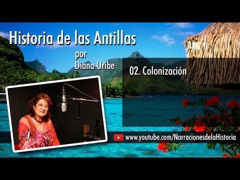 02. Colonización de las Antillas