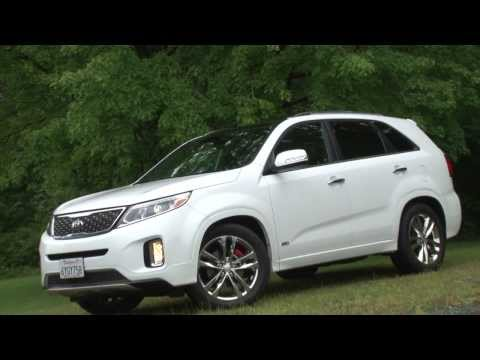 2014 Kia Sorento - Drive Time Review with Steve Hammes
