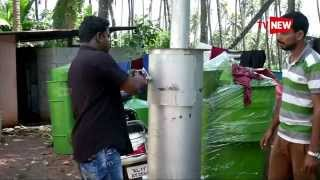 Food Waste To Energy, The Portable  Biogas Plant developed in Kozhikode - Tv New