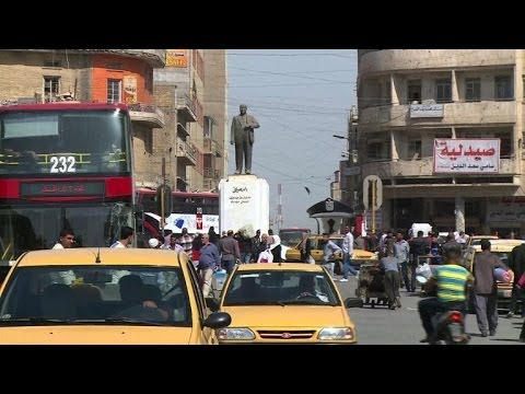 Once an Arab model, Baghdad now world's worst city