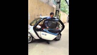Ô tô điện ba bánh tại Việt Nam