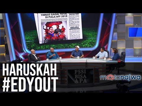 PSSI Bisa Apa: Haruskah #EdyOut (Part 7) | Mata Najwa