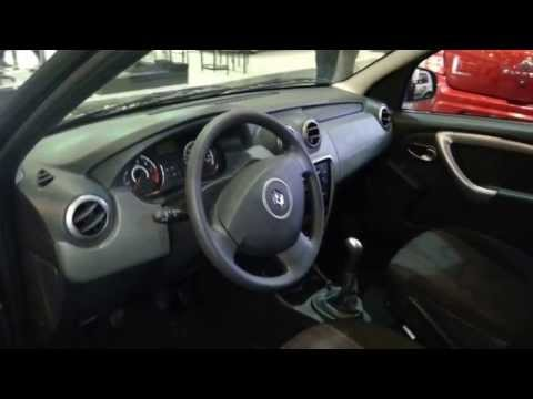 Interior Renault Logan 2014 video review Caracteristicas versión Colombia
