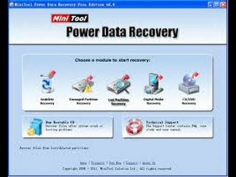 Handy Recovery recover files tutorial