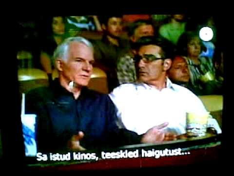 Cheaper By The Dozen 2 - haha, with Estonian subtitres
