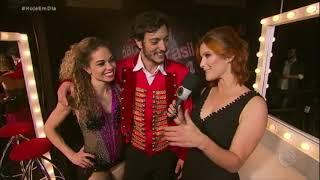 Veja os bastidores da grande final do Dancing Brasil 4