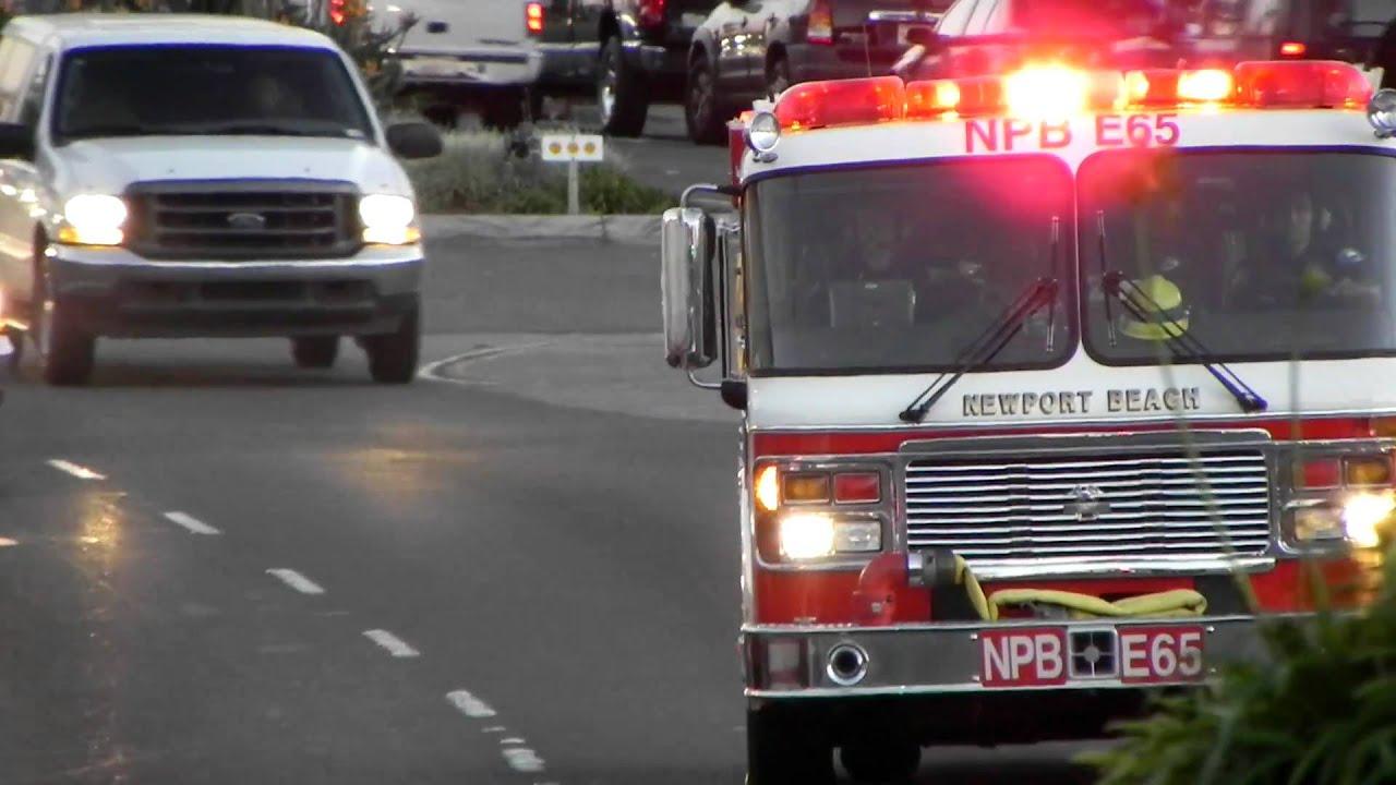 City Of Newport Beach Fire Department