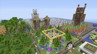 Minecraft (Xbox 360) - An Easter - Hunger Games