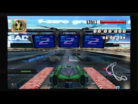F-Zero AX HACKED - Change camera Perspective
