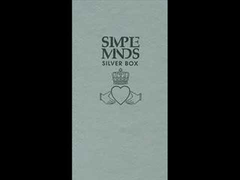 Simple Minds - Life in oils