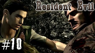 Resident Evil REmake HD | 10 | Hey There, Enrico! :D