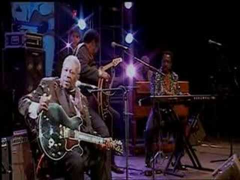 BB King - 3 o'clock blues