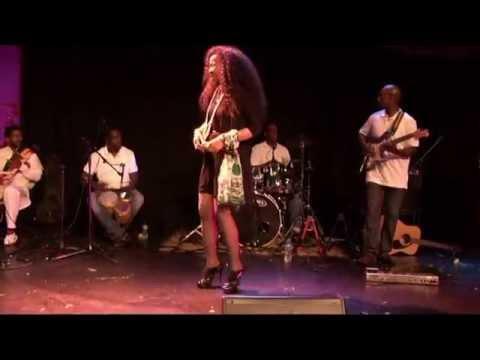 Hanisha Solomon Live @ the 13th  London African Music Festival