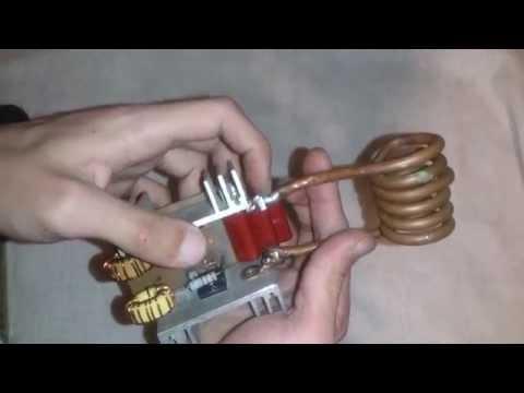 Магнитный водонагреватель своими руками