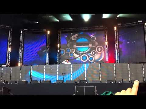 Electric Daisy Carnival (EDC) London UK 2013 After Movie! (HD)
