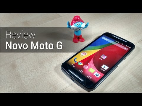 Análise: Novo Moto G - Review do Tudocelular.com