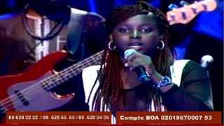Youssou Ndour ft Abiba au grand théâtre - Seven Seconds