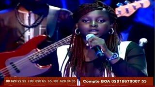Youssou Ndour ft Abiba au grand théâtre - Seven Seconds