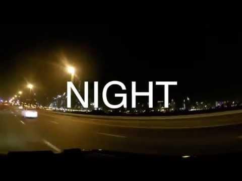 DUBAI BY NIGHT!