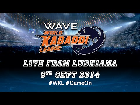 World Kabaddi League, Day 9: LIVE from Ludhiana.