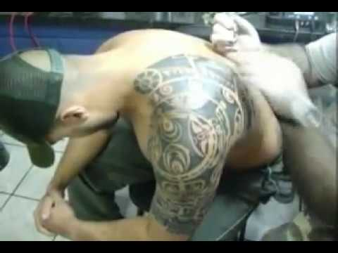 Tattoo The Rock - Em andamento - YouTube