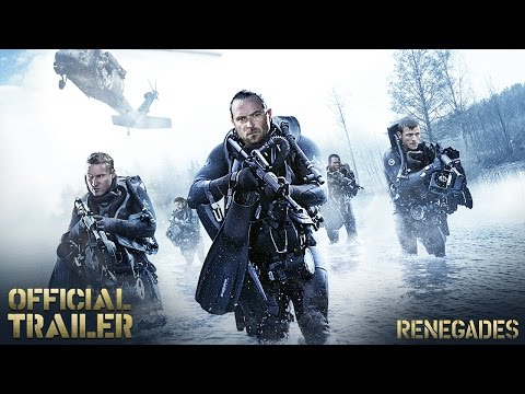 Renegades: Official Trailer [HD]