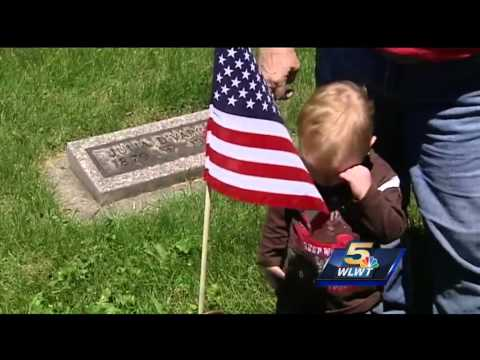 Thieves targeting graves of fallen heroes
