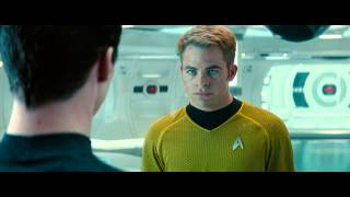"STAR TREK INTO DARKNESS - ""I Allow It"" Clip - International English"