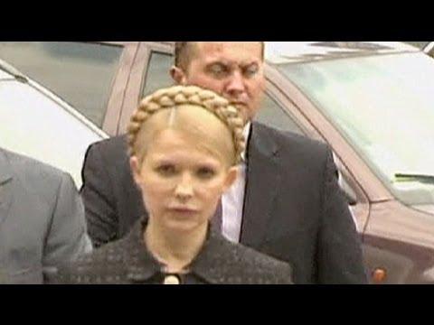 Tymoshenko loses appeal against prison sentence