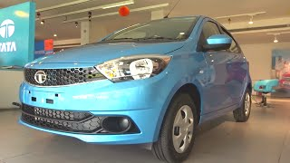 #Cars@Dinos: Tata Tiago First Drive Review, Walkaround (2 colours)