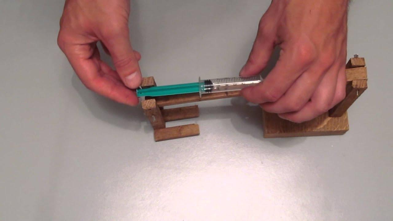 Что можно сделать из старых шприцов. Как сделать своими руками? 81