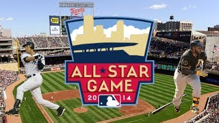 MLB | 2014 All-Star Game Highlights ᴴᴰ