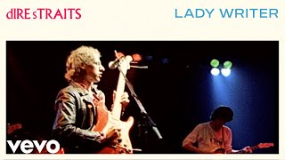 Клип Dire Straits - Lady Writer