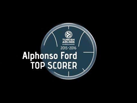 Alphonso Ford Top Scorer Trophy Winner: Nando De Colo, CSKA Moscow