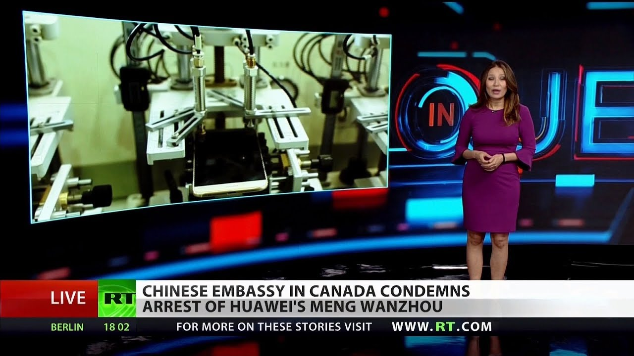 Canada Bends to U.S. Sanctions on Iran, Arrests Huawei CFO