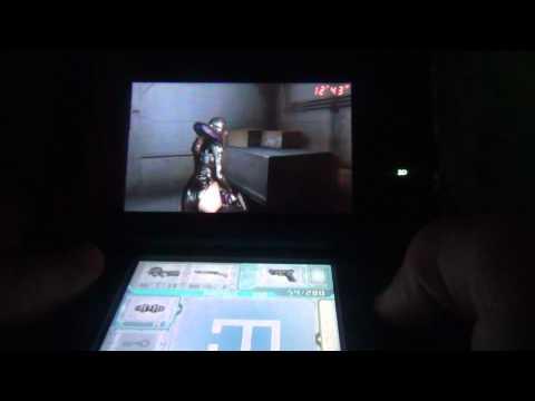 Resident Evil Revelations Gameplay Nintendo 3DS